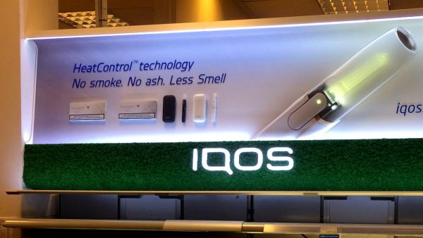 IQOS панель